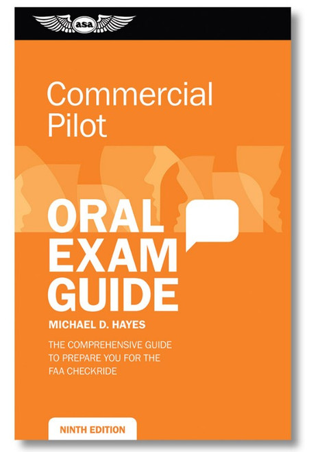 Oral Exam Guide - Commercial Pilot