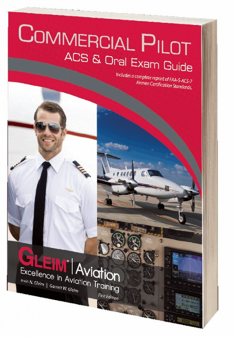 Gleim Commercial Pilot ACS & Oral Exam Guide