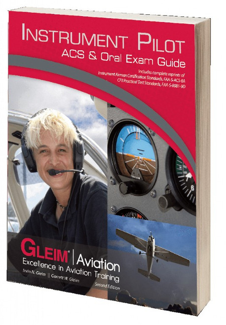Gleim Instrument ACS & Oral Exam Guide - 2nd Edition