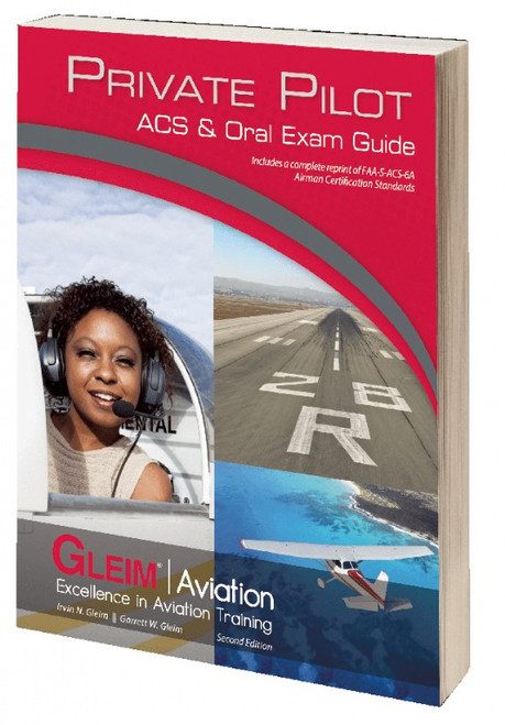 Gleim Private ACS & Oral Exam Guide - 2nd Edition