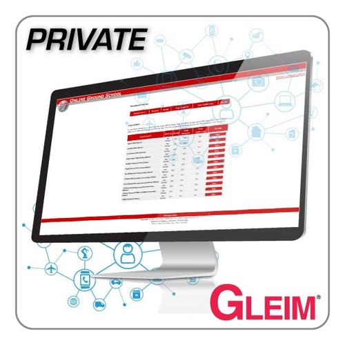 Gleim Online Ground School - Private
