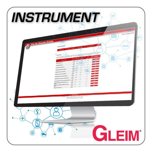 Gleim Online Ground School - Instrument