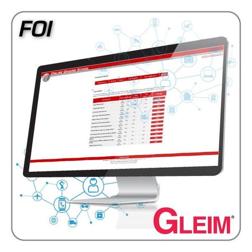 Gleim Online Ground School - Fundamentals of Instructing