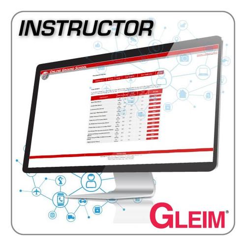 Gleim Online Ground School - Flight/Ground Instructor