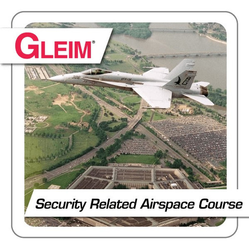 Gleim Security-Related Airspace Course