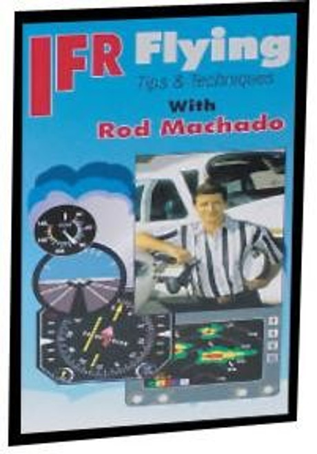 Rod Machado's IFR Tips & Tech DVD
