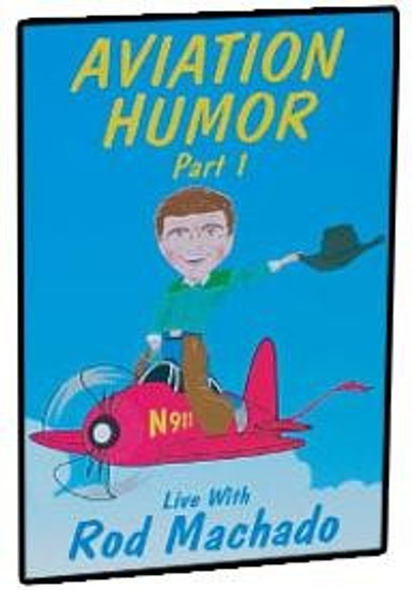 Rod Machado's Aviation Humor DVD