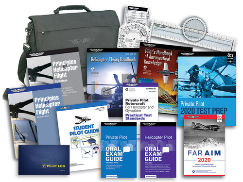 ASA Helicopter Student Pilot Kit