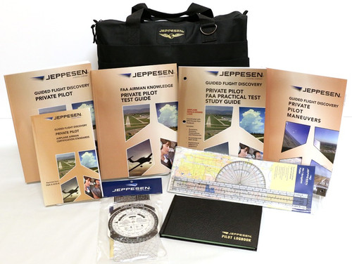 Jeppesen Private Pilot - Part 61 Kit