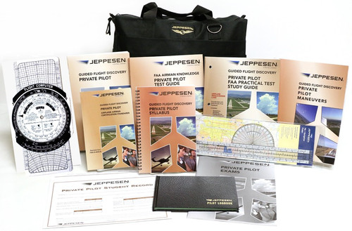Jeppesen Private Pilot - Part 141 Kit
