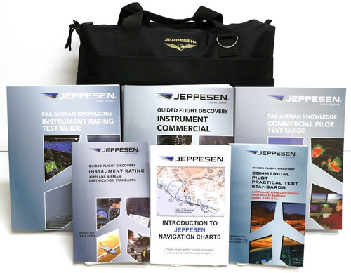 Jeppesen Instrument/Commercial Kit - Part 61