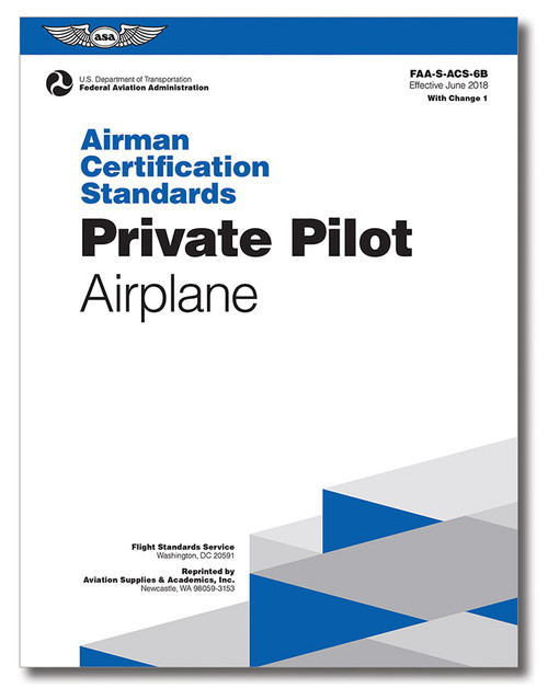 Airman Certification Standards - Private