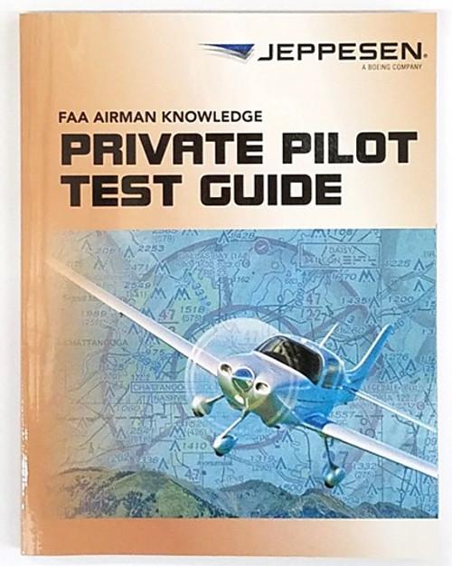 Jeppesen Private Pilot Test Guide