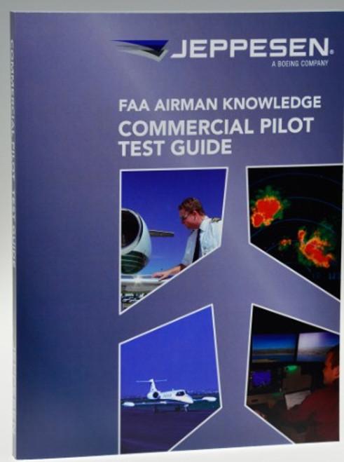 Jeppesen Commercial Pilot Test Guide