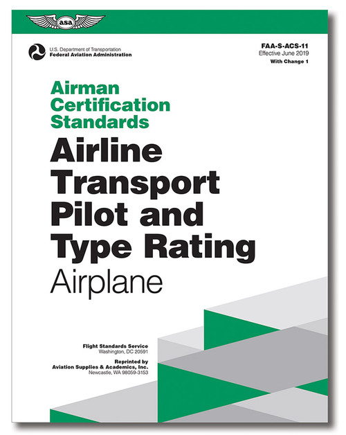 Airman Certification Standards- ATP