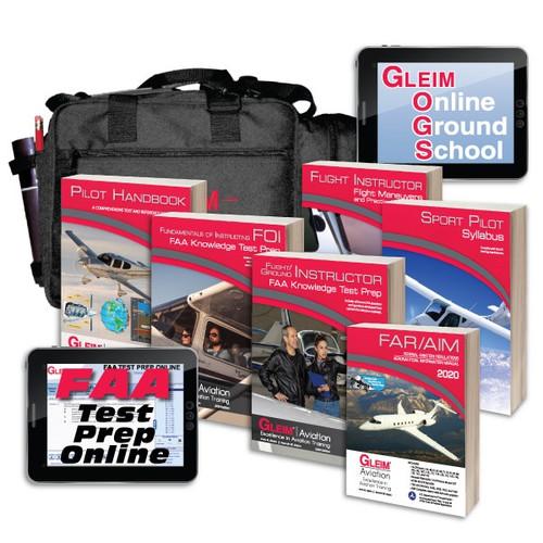 Gleim Sport Pilot Instructor Kit