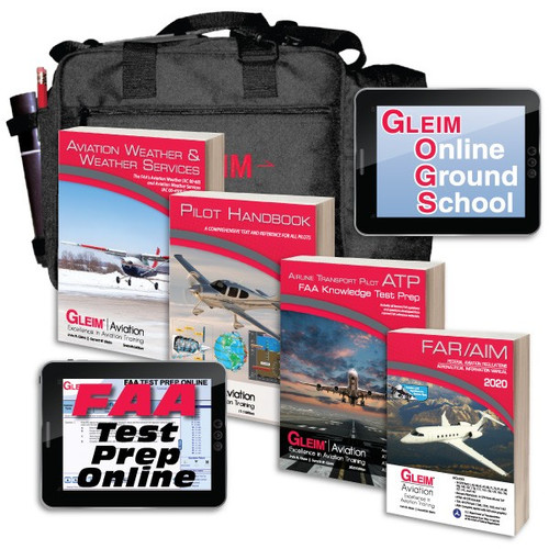 Gleim ATP Kit with Online Ground School