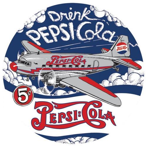 Pepsi DC3 Sign