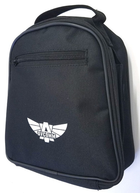 Avcomm Headset Bag