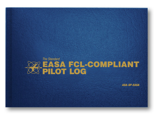 ASA The Standard EASA FCL-Compliant Pilot Log