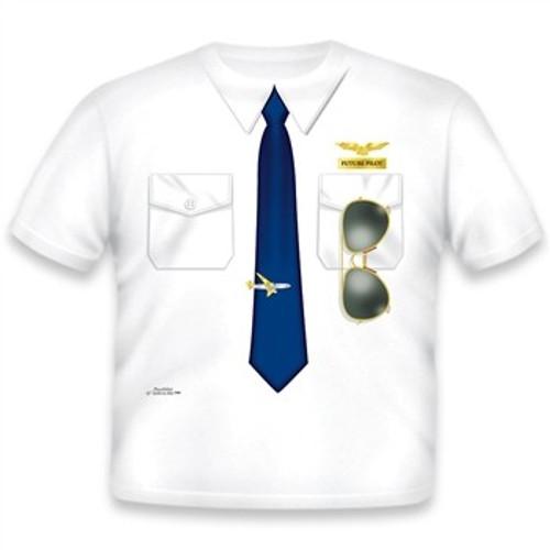 Toddler Pilot T-Shirt