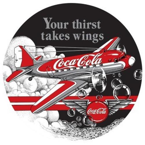 Coca Cola DC3 Magnet
