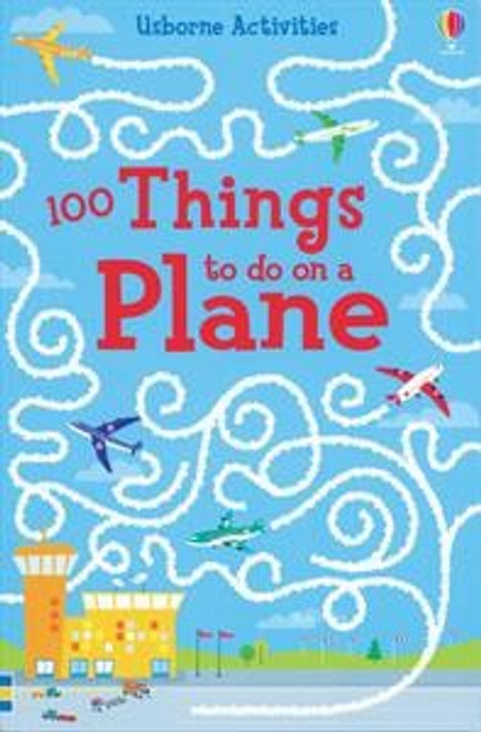 100 Things to Do on an Airplane Book