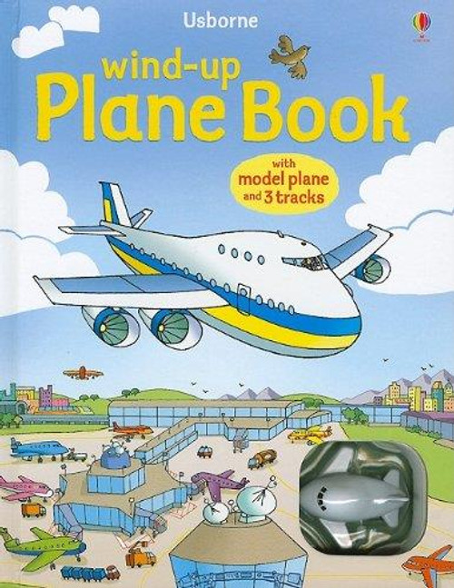 Wind-Up Airplane Book