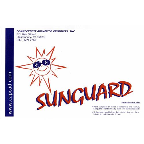 Sunguard Slap-On Sun Visor - Large