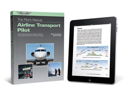 Pilot's Manual: Airline Transport Pilot Certification Training Program eBundle