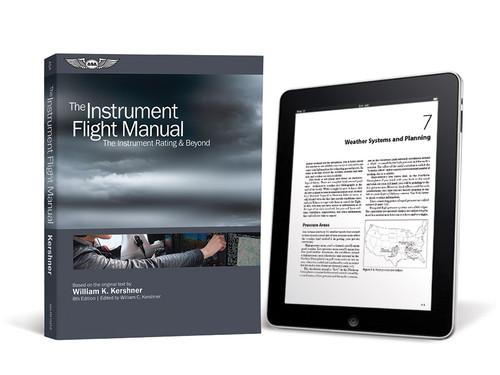 William Kershner's The Instrument Flight Manual, 8th Ed eBundle