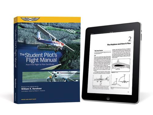 William Kershner's The Student Pilot's Flight Manual - 11th Ed eBundle