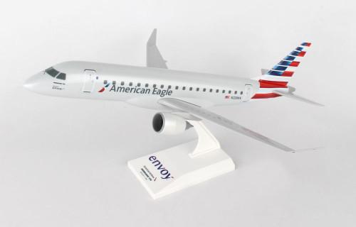 SKYMARKS American E175 1/100 Envoy