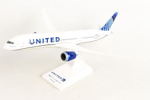 SKYMARKS United 787-9 1/200 2019 New Livery Reg#N24976