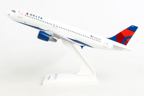SKYMARKS DELTA A320 1/150 NEW LIVERY REG#N376NW