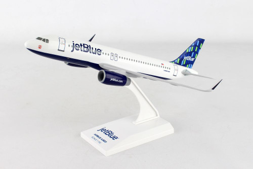 SKYMARKS JETBLUE A320 1/150 HIGH RISE