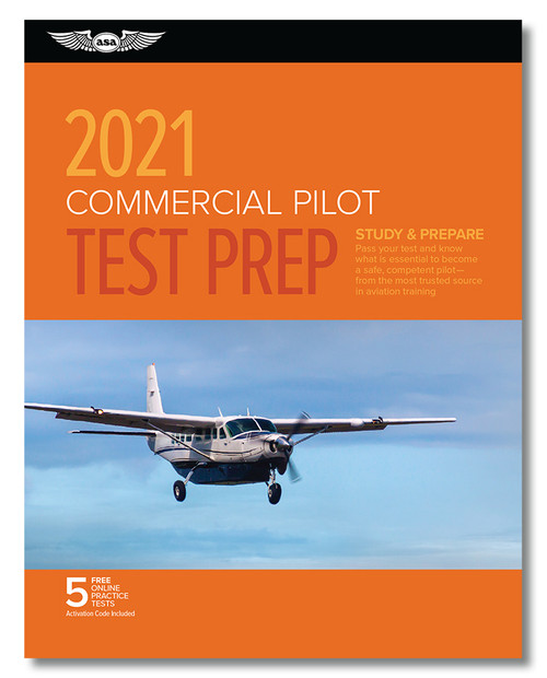 2021 ASA Commercial Test Prep