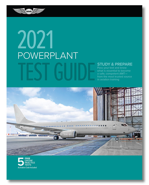 2021 ASA Powerplant Test Guide