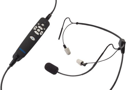 Clarity Aloft Link Bluetooth Aviation Headset