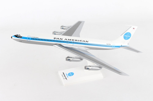 SKYMARKS Pan Am 707 1/150 Jet Clipper Monsoon Reg#N415PA