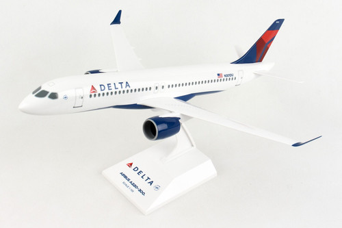 SKYMARKS Delta A220-300 1/100 Reg#N301DU