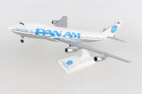 SKYMARKS Pan Am 747-100 1/200 W/Gear Juan Trippe