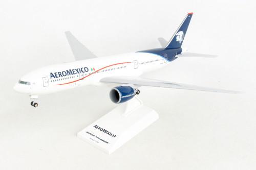 SKYMARKS Aeromexico B777-200ER 1/200 W/Gear