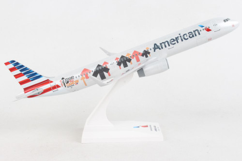 Skymarks American A321 1/150 Stand Up 2Cancer