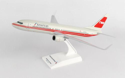 Skymarks American 737-800 1/130 TWA Retro