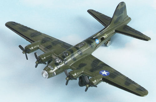 Hot Wings B-17 Flying Fortress