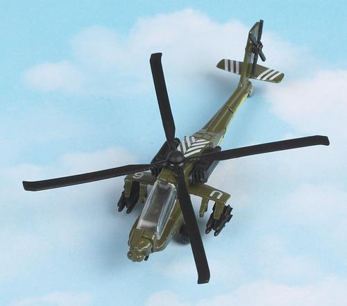Hot Wings AH-64 Apache