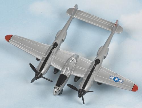 Hot Wings P-38 Lightning