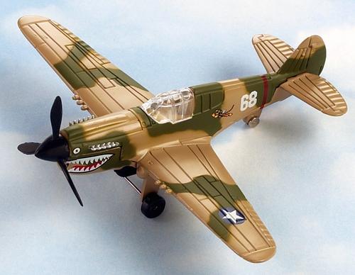 Hot Wings P-40 Warhawk