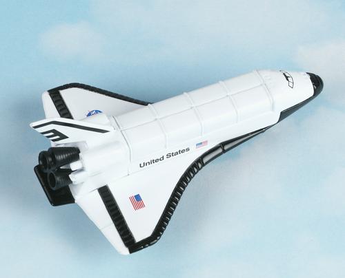 Hot Wings Space Shuttle